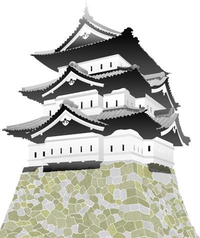 織田信長と城